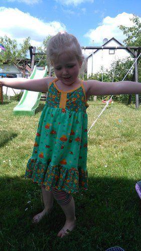 Makerist - Sommerkleidchen Sommerliebe  - Nähprojekte - 1