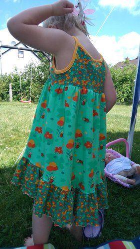 Makerist - Sommerkleidchen Sommerliebe  - Nähprojekte - 2