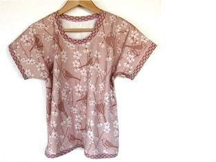 Makerist - T-Shirt Danni nach Schnittgeflüster. Bio-Baumwolle. Für mich genäht. - 1