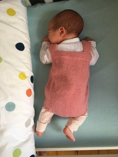 Makerist - Babystrampler - Strickprojekte - 3
