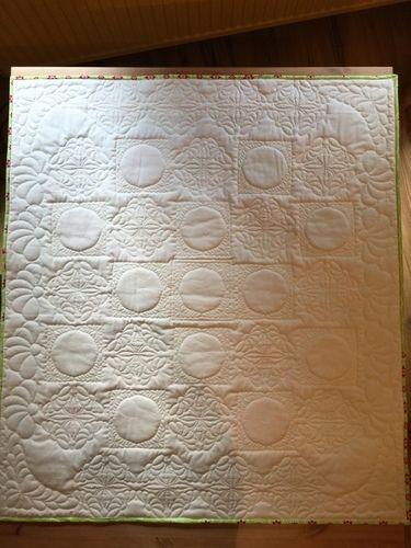 Makerist - Bunter Wandquilt - Patchwork-Projekte - 2