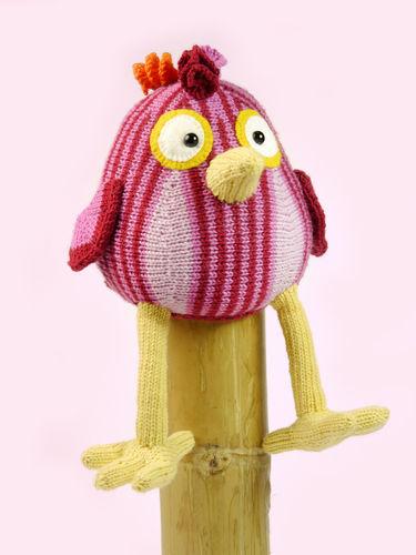 Makerist - Der komische Vogel - Strickprojekte - 1