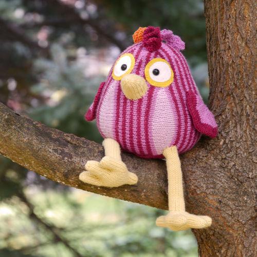 Makerist - Der komische Vogel - Strickprojekte - 2