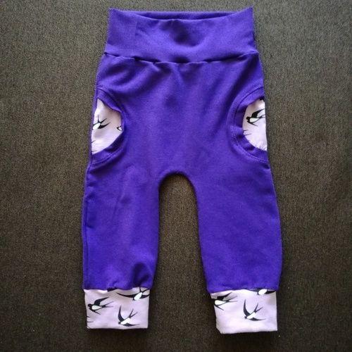Makerist - cozy pants für ein kleines mädchen - Nähprojekte - 1