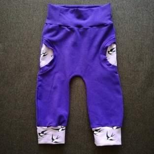Makerist - cozy pants für ein kleines mädchen - 1
