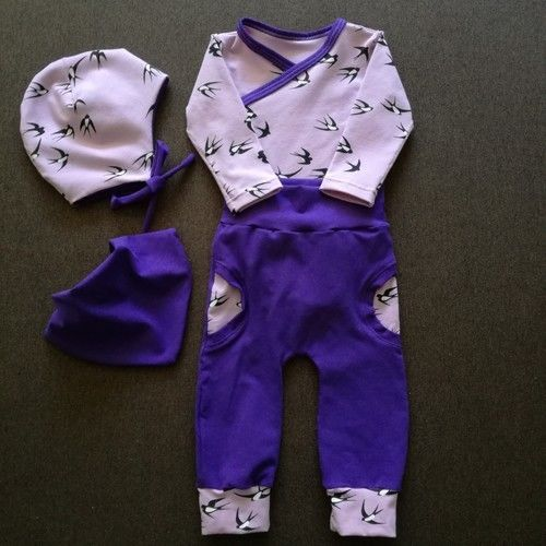 Makerist - cozy pants für ein kleines mädchen - Nähprojekte - 2