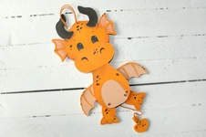 Makerist - Hampeldrache - 1
