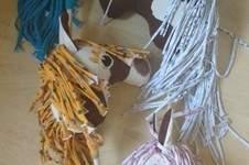 Makerist - Steckenpferd aus Cord und Jersey - 1
