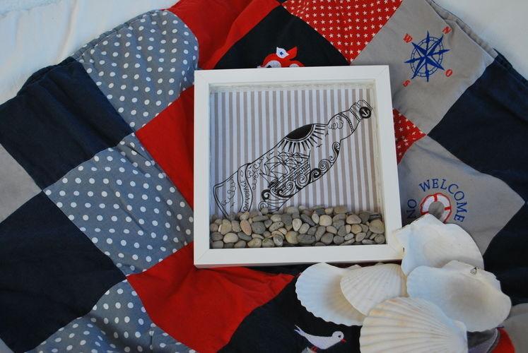 Makerist - Bilderrahmen mal anders mit dem Plotter gestalten - DIY-Projekte - 2