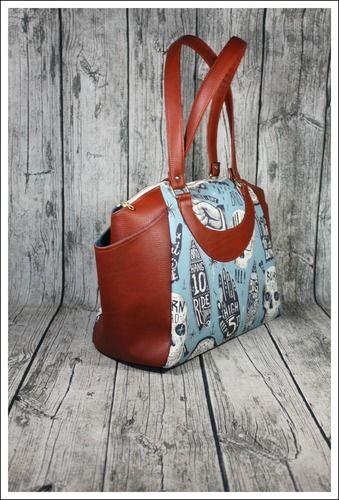 Makerist - Handtasche Annette - Nähprojekte - 3