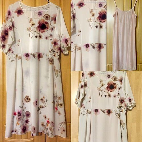 Makerist - Kleid aus Seide - Nähprojekte - 1