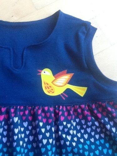 Makerist - Sommerkleid - Nähprojekte - 3