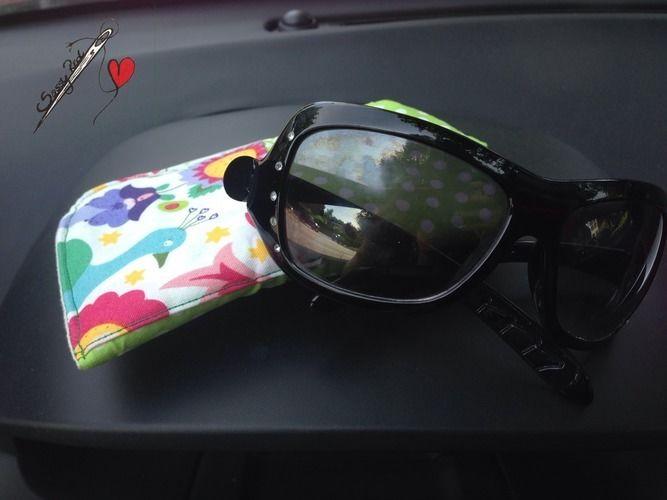 Makerist - Brillenetui von min ziari - Baumwolle - Nähprojekte - 3