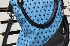 """Makerist - Shopper #sweetbigbag mit Ebook Erweiterung """"Reißverschluss"""" - 1"""