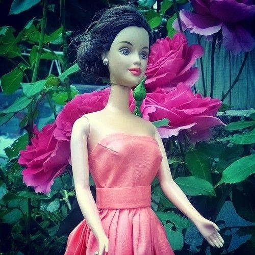 Makerist - Ensemble de soirée pour poupée Barbie - Créations de couture - 3
