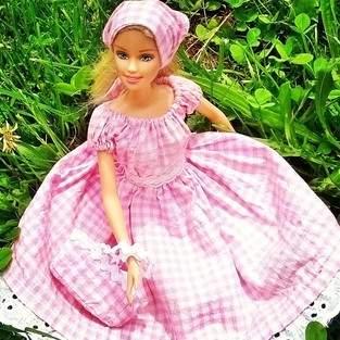 Makerist - Robe BB pour poupée Barbie - 1
