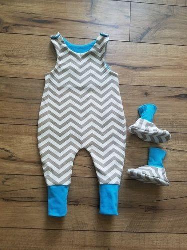 Makerist - Baby romper - Nähprojekte - 1