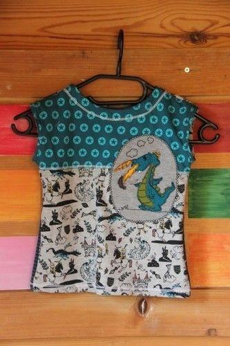 Makerist - Sommershirt 3 - Nähprojekte - 1
