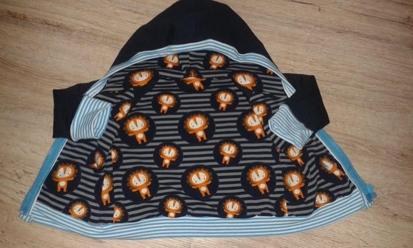 Makerist - Hooded-Baby Jacket nach Kds5  - Nähprojekte - 2