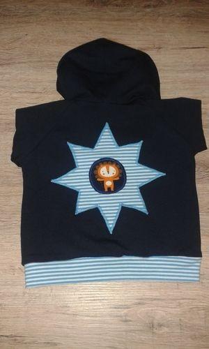 Makerist - Hooded-Baby Jacket nach Kds5  - Nähprojekte - 3