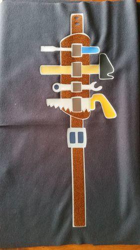 Makerist - Werkzeuggürtel plotterdatei für den Junior  - Textilgestaltung - 1