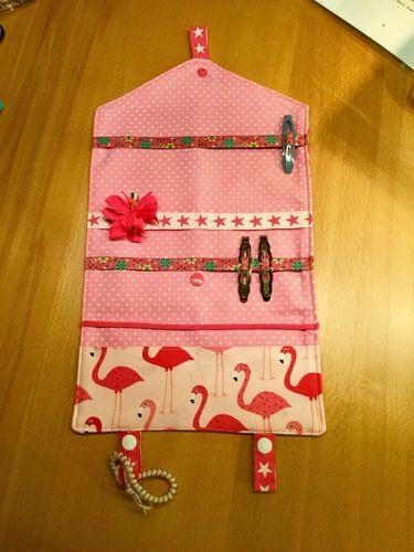 Makerist - Haarspangenetui von Annas-Country für mein Patenkind - Nähprojekte - 2