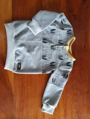 Makerist - Casual Buttons für den Sohnemann Gr. 92 - 1