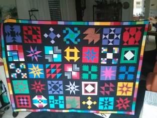 Makerist - Tolle Patchwork Decke - 1