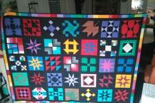 Makerist - Tolle Patchwork Decke - 1
