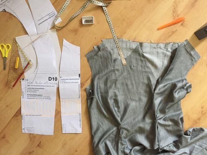 Makerist - ein neuer Sommer-Lieblings-Schnitt - Nähprojekte - 3