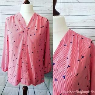 Makerist - leichte Bluse Bellah von Prülla - 1