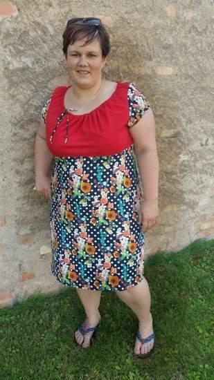 Makerist - Kleid Ferrara von Schnittbox  - 1