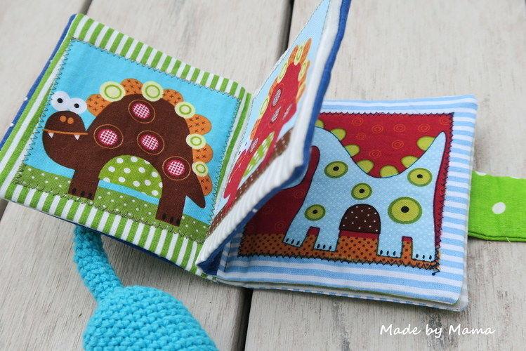 Makerist - Stoffbilderbuch - Nähprojekte - 1