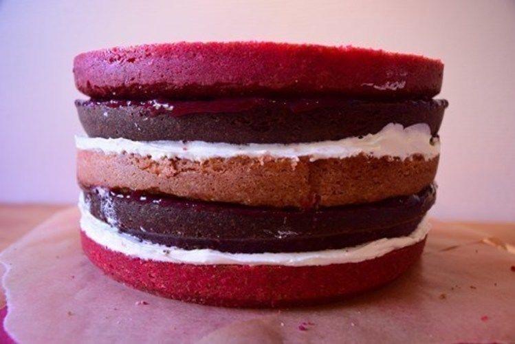 Makerist - Einhorn Torte - Torten, Cake Pops und Cupcakes - 3