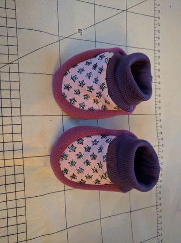 Makerist - Schühchen für Mädchen und Jungen - Nähprojekte - 2