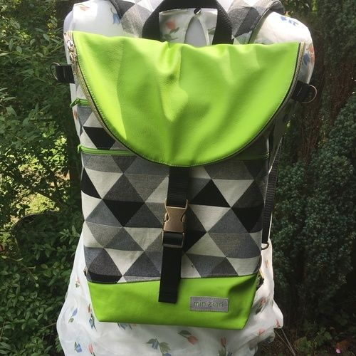 Makerist - HikeBag von Unikati als kleine Version - Nähprojekte - 1