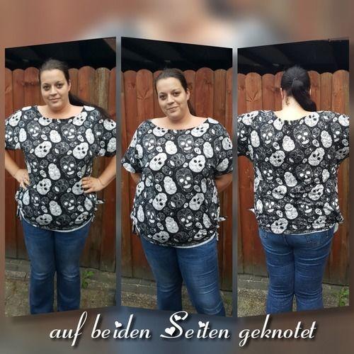 Makerist - Eazzy.Shirt von Sara & Julez Gr.54 - Nähprojekte - 2