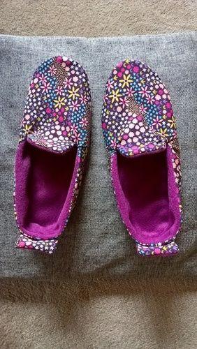Makerist - Socken und Hausschuh - Nähprojekte - 1