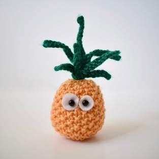 Makerist - Little Pineapple - 1