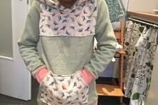 Makerist - Lieblingshoodie für meine Tochter  - 1