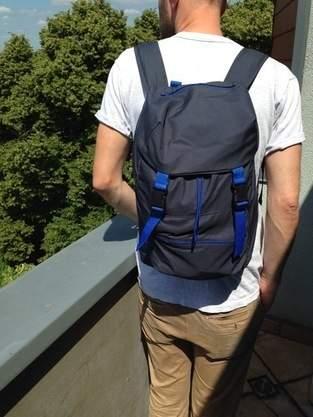 Makerist - Einfach mal 'nen Rucksack genäht dank super Anleitung - 1