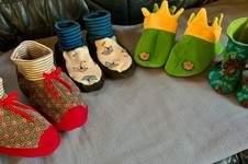 Makerist - Kinder Hausschuhe - 1