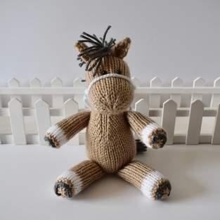 Makerist - Henry the Horse - 1