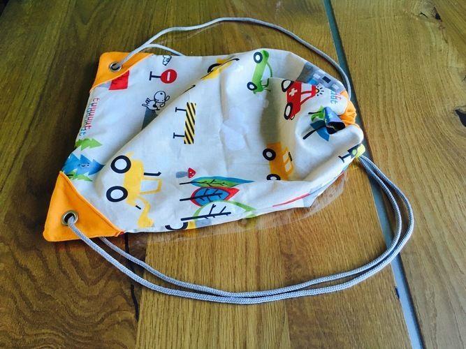 Makerist - Kinderturnbeutel - Nähprojekte - 3