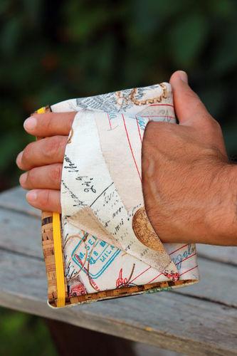 Makerist - Hülle für E-Reader oder Tablet aus Kork, SnapPap und Canvas mit Handschlaufe - Nähprojekte - 3