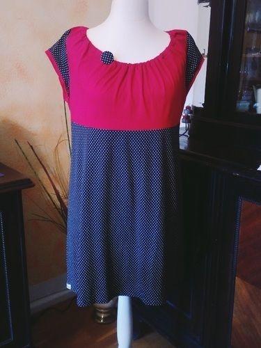 Makerist - Kleid Ferrara aus Jersey für Damen - Nähprojekte - 1