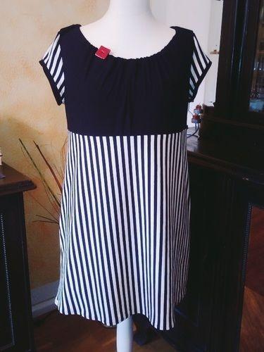 Makerist - Kleid Ferrara aus Jersey für Damen - Nähprojekte - 2