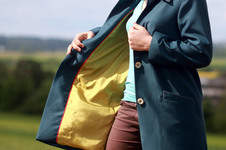 Makerist - Wetterfester Mantel aus imprägniertem Stoff - 1