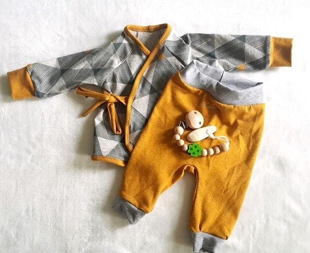 Makerist - Baby-Set LUIS von Fadenkäfer - Nähprojekte - 2