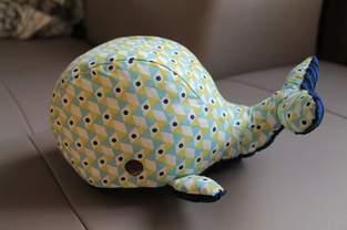 Makerist - C'est la baleine, qui tourne qui virreeee! - 1